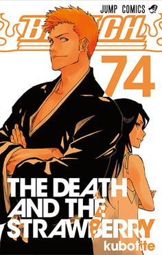 El Manga de Bleach tendrá dos nuevas novelas escritas por Makoto Matsubara y Ryohgo Narita.