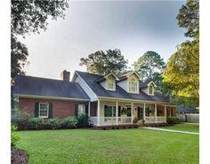 Love this house in Savannah!