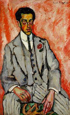 машков портрет неизвестного с цветком в петлице - Поиск в Google