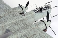 Heinkel He 219 by Chris Wauchop (Tamiya 1/48)