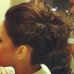 Carol Celico's hairstyle (see this blog)