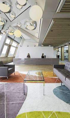 WAN INTERIORS:: Office at Crown Estate London Landmark by Fletcher Priest Architects in London, United Kingdom