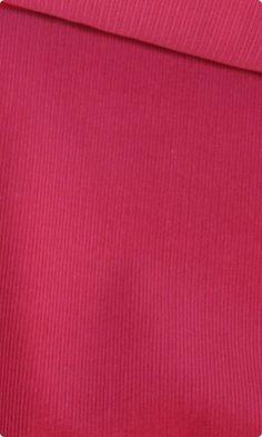 Cerise Pink Cotton Cord Music Birthday Corduroy Dawn