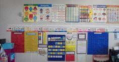 Miss Van Maren's Fantastic First Grade: My Calendar Routine: August