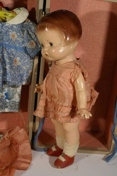 Mignonne- Patsy Ann - Effanbee -- This is a lot like the Patsy doll my mother had in the 1920's.