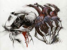 Derek Hess - Heart