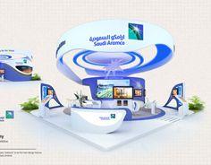 """查看此 @Behance 项目:""""Exhibition Design""""https://www.behance.net/gallery/8684191/Exhibition-Design"""