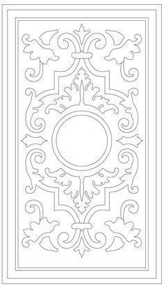 This would be nice on the ceiling with the light or fan in the middle.. maybe not the frame.