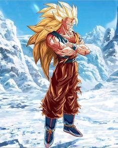 Super Saiyan 3 Goku by SatZBoom on DeviantArt Dragon Ball Z, Goku Dragon, Dragon Ball Image, Goku Vs Jiren, Goku Saiyan, Super Saiyan 3, Ssj3, Z Arts, Anime