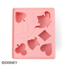 Alice In Wonderland Silicone Mold