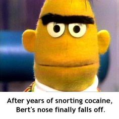 Dark Bert and Ernie meme dump