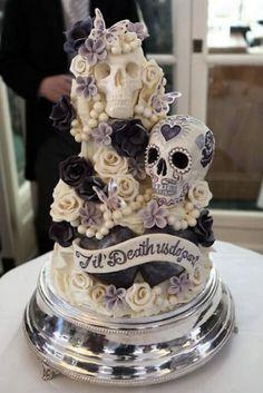 Mon futur gâteau de mariage, nnn. :p