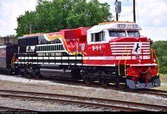 RailPictures.Net Photo: NS 911 Norfolk Southern SD60E at Spencer, North Carolina by Ryan Nicolay