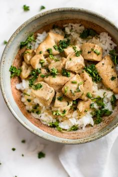 This Instant Pot honey garlic chicken recipe is fast, delicious, and it's made with a handful of everyday ingredients.