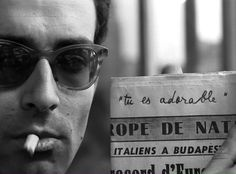 this isn't happiness. — Happy Birthday Jean-Luc Godard