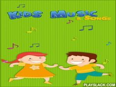 Kids Music And Songs  Android App - playslack.com ,  Kids Music and Songs is a must-have radio fm app, made for kids of all ages. In this radio online you can find all the best songs for kids. Get free music for kids now!Hey kids! Let us introduce you to one of the best apps there is! This fm radio app is made especially for you. If you like singing and dancing, this app has all the kids songs you need.Kids Music and Songs app can be listened to with or without the headphones; you can listen…