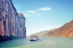 Discover a different China on the 9 day Yangtze River #Cruisevia TW by Century Cruises