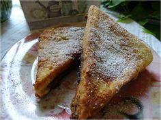 Pofesen Fes, French Toast, Breakfast, Plum Jam, Vegane Rezepte, Morning Coffee
