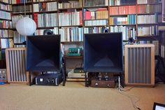 Western Electric and Shindo, a true purist setup ...