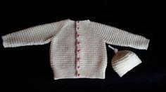 Elisabeth.H hobbyside: Klompelompe jakke og lue