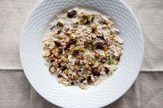 Muesli with Lemon and Dates Recipe on Food52 recipe on Food52