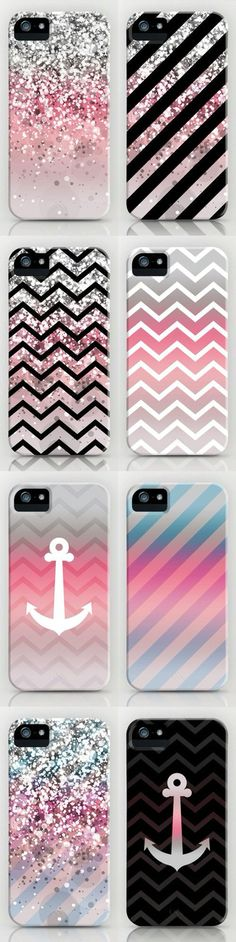 Shades of pink - phone cases