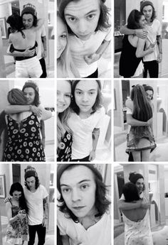 Harry is adorable with fans