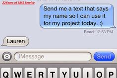 SMS Anniversary