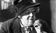 Photo of Dame Margaret Rutherford As Miss Marple for fans of Agatha Christie 16291804 Margaret Rutherford, Agatha Christie's Poirot, Hercule Poirot, Miss Marple, Caricatures, Detective, Kino Film, Best Mysteries, Classic Movies
