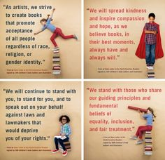 Authors Pen Letter of Support to NC Youth | School Library Journal