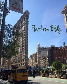 Flat Iron Building NYC New York Manhattan New York, Manhattan, NYC, travel