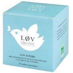 Lov is Pure Herbal Tea