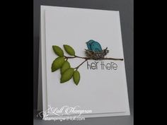 Card making tips on adding dimension to die-cuts with shading and shaping.