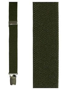 Verdi Silk Suspenders