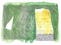 1.jpg - Dessin,  40x30 cm ©2012 par Marko Visic -                                                          Art abstrait, Papier, Nature