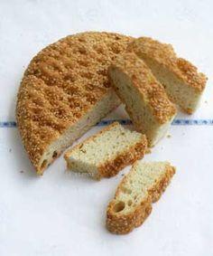 Lagana, Greek Lenten flat bread