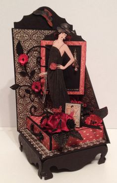 COUTURE-GRAPHIC+45-G45-BOOK-ENDS-ANNESPAPERCREATIONS-TUTORIAL-SIZZIX-IDEA-DESIGN-2014NEW-PICTURE-MINI+ALBUM-+HOW+TO+1+(2).JPG (1026×1600)