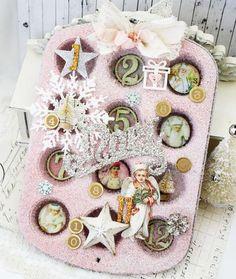 12 Days of Christmas Muffin Tin - Melissa Phillips