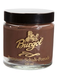 Burgol Premium  Schuh Pomade in BRAUN und 4 anderen Farben erhalten sie in München bei Hirmer.