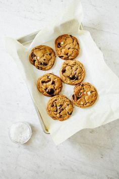 Chocolate Chip Cookies - Hummingbird High