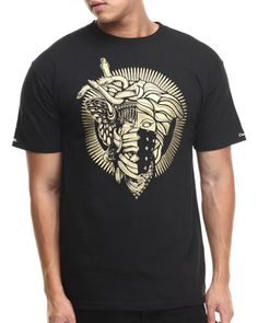 Love this Crooks & Castles Men 2 Faced Medusa T-Shirt on DrJays and only for $30. Take a look and get 20% off your next order!