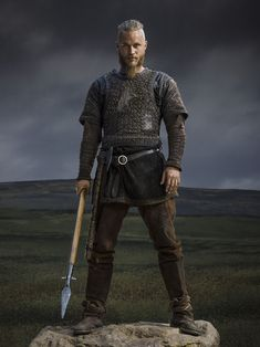 Vikings Vikings Season 2 Ragnar Lothbrok official picture                                                                                                                                                                                 More