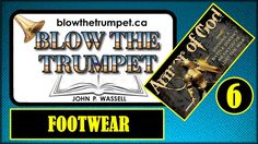 Blow The Trumpet - Armor of God - Session 6.