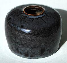 Nils Thorsson, Royal Copenhagen Denmark. Stoneware vase.