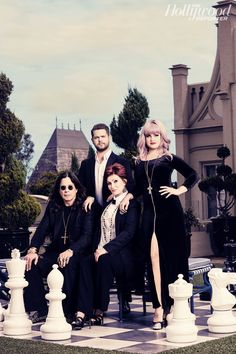 Emmy Icons: Reality's First Family: The Osbournes