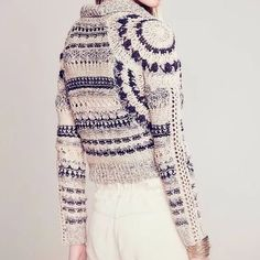 FREE PEOPLE Classic Sweater Top Bohemian Cardigan Size Small.  New Without Tags. $248 MSRP + Tax.   • Beautiful mixed beige cardigan featuring patterned eyelet detailing. • Textured loose-knit crochet knitting & ribbed hems. • Angled front zip-up closure. • Soft, unlined silhouette. • Slightly stretchy. • Cotton blend. • Tag marked to prevent in-store returns.  • Measurements provided in our photos.  {Southern Girl Fashion - Closet Policy}  ✔️ Same-Business-Day Shipping (10am CT). ✔️ Price…