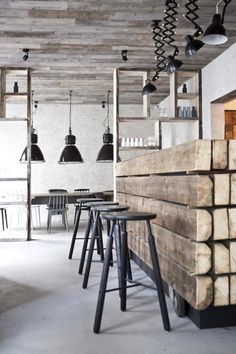 Host Restaurant Copenhagen by Norm Architects and Menu | Yellowtrace.