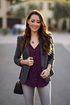 HOW TO COMBINE PURPLE AND GRAY Hapa Time waysify
