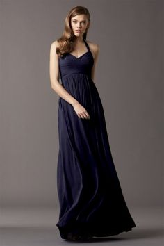 Watters Maids Dress Mulberry Style 4513 | Watters.com