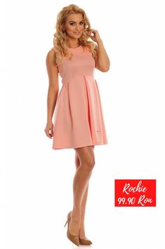 Rochie scurta 99.90 Ron Smart Casual, Outfits, Dresses, Fashion, Vestidos, Moda, Suits, Fashion Styles, The Dress